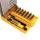 45 in1 Torx Precision Screwdriver Set For Mobile Phone Laptop PC Repair Tool Kit