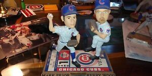 2004 Mark Prior and Kerry Wood Chicago Cubs Bobble Head