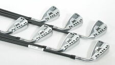 New - PXG 0311XP Gen3 FORGED IRONS (4-PW) KBS TGI 70 Graphite REGULAR -1/2""