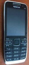 Nokia E Series E52 - Black (Unlocked) Smartphone