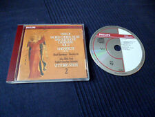 CD VIVALDI Sacred Chants Music le dignitaire religieux chorwerk 2 Vittorio NEGRI PHILIPS