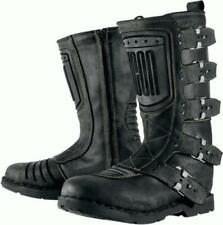 Icon 1000 Elsinore Boot Johnny Black 8