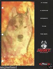 Fire Equipment Brochure - Pierce - Husky Foam System - 2 items (DB202)
