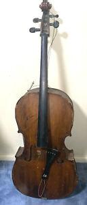 VINTAGE  Cello for decoration or restoration