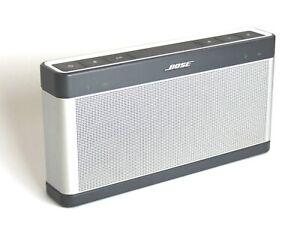 Bose Soundlink III Bluetooth Speaker 414255