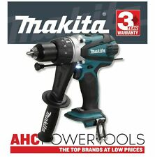 Makita DHP458 Z 18V LXT Li-ion Combi Drill - Body Only BHP458