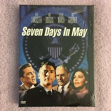 Seven Days in May (DVD, 2000, Widescreen) Brand New Sealed