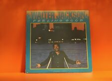 WALTER JACKSON - FEELING GOOD - UA 1976 EX VINYL LP RECORD