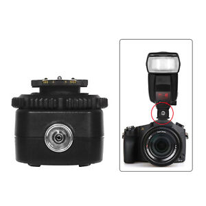 Pixel Hot shoe Adapter for Sony A7R A7RII NEX6 RX1 RX1R Convert for Canon