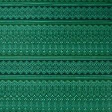 """""""Belgium Lace"""" by Lyndhurst, Intricate & Lovely Green Lace Pattern, BTY"""