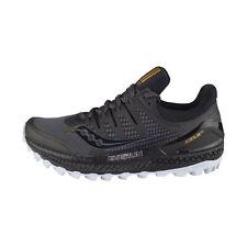 Saucony Xodus Iso 3 Mujer Gris / Negro Mujer Zapatillas de Trail S10449-3
