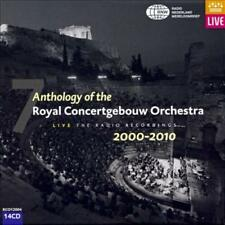 ANTHOLOGY OF THE ROYAL CONCERTGEBOUW ORCHESTRA, VOL. 7: 2000-2010 NEW CD