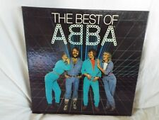 THE BEST OF ABBA. 5 LP RECORD SET