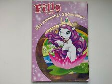 Filly Elves - album Blue Ocean co Panini complet avec poster - 2012 allemand