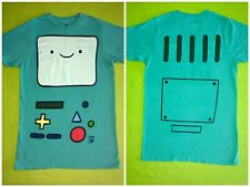 Adventure Time BMO Costume Cosplay T Shirt Womens Juniors Size Small
