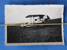 Foto Wehrmacht Luftwaffe Flugzeug Bücker Jungmeister