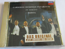 Carreras Domingo Pavarotti in Concert - Mehta (Gold Edition) - CD