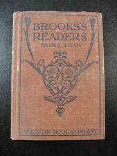 Brooks's Reader 3rd Year 1907