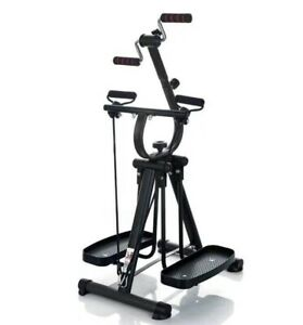 EVOLVE Fitness Mini Mobility Pedal Trainer Walker Exercise Bike Machine Compact
