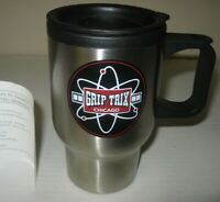 New Grip Trix Chicago Promotional Mug w/ Lid Film Industry Swag FREE Shipping