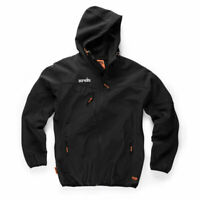 SCRUFFS Black Worker Softshell Brand New 2019 Active Fit Work Trade Soft shell