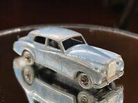 Vintage Lesney Matchbox #44 Rolls Royce Silver Cloud Gray Wheels GPW 1958