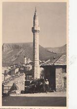 B79153   mostar  bosnia front/back image