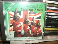 WORLD OF MILITARY BANDS,VOLUME 2,22 TRACKS