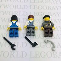 New Lego 30x Random Minifigures Accessories Hand Cuffs Crowbars Cup Shovel Etc