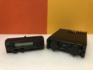 Kenwood TK-790 148-174 MHz, 160 CH, VHF FM Radio + KRK-5 / KCH-11 Heads. Tested!