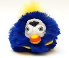 Custom Furby Fake Hoody Pet blue small Furby plush keychain OOAK Art piece RARE