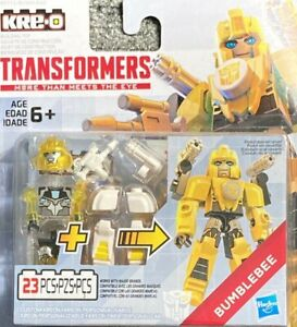 KRE-O Transformers Kreons Collection Bumblebee B5713 Mini Figure 23 Pieces