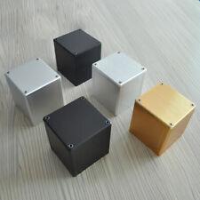 1pcs 134mm*134mm*116mm aluminum alloy audio amplifier transformer cover case