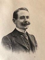 Abel Hermant (1862-1950) Writer and Winn French
