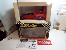 VINTAGE Cox Shrike 9100 Rear Engine Prop Driven Salt Flat Racer Car w/Tether NOS