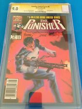 Punisher Limited Series #5 - Marvel - CGC SS 9.0 - Signed by Mike Zeck