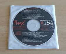 HIT TRAX (STEVIE WONDER, SIMPLY RED, TEARS FOR FEARS) - CD PROMO COMPILATION
