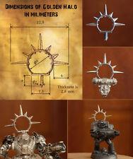 Iron Halo, Sisters of Battle Celestian, Seraphim, Grey Knight Terminator Paladin