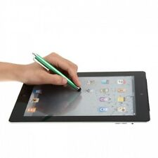 Pennino Capacitivo Stylus Touch Pen VERDE per iPad iPhone PC