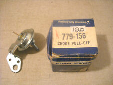 Choke pull-off NOS 779-156 Plymouth Dodge 1971-80 Carter 4 BBL VC241