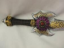 Foam Sword gold and silver  cosplay  Weapon  Quality Foam Prop  e8355