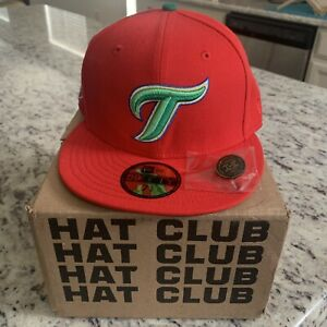 Hat Club cereal pack Toronto Blue Jays 7 1/8 Fitted New Era