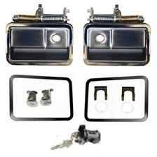 Outside Door Handle and Lock Set for 1970-1971 MoPar E-Body