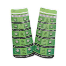 10Pcs AG1 LR621 364 1.55V Alkaline Button Coin Cells Watch Battery Batteries New