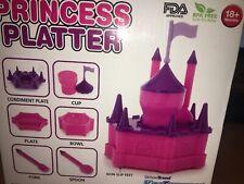 Princess Platter Kids Castle Meal Set