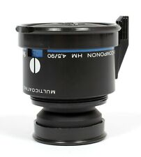 Schneider Apo Componon HM MC 90mm F4.5 enlarger lens