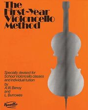 The First-Year Violoncello Method NEW 014011424