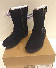 UGG Ladies W CHANEY W / BLK Boot Size US 5 UK 3.5 1006042 W / BLK BRAND NEW!!!