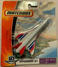 2006 Matchbox Sky Busters Hypersonic Airplane