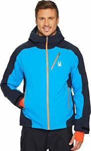 SPYDER MEN'S LAAX GORE-TEX JACKET, Ski Snowboarding Winter Jacket, Size S, NWT